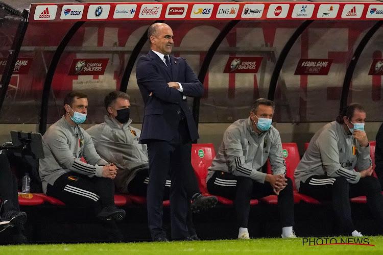 """Martinez voit plus loin que l'Euro : """"Je forme un groupe pour 18 mois de compétition"""""""