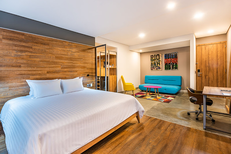 UNA EXPERIENCIA COMPARTIDA Habitación Standard Plus