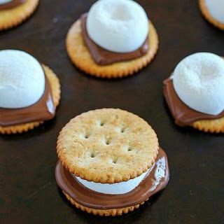 Easy Oven Smores Sandwiches