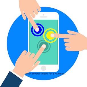 Gotcha,game,finger chooser,random,picker,roulette 1.2.16 Android APK Mod 1