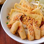 Vege Vermicelli & Tofu
