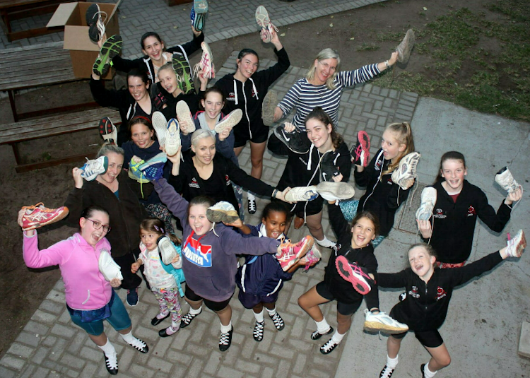 McWilliams Academy of Dance has supported two charity drives close to their hearts, namely the Round Table Winter Knights Campaign, for which they collected blankets, clothes and non-perishables, and the Brian Bands Retired Running Shoes campaign, collecting all types of used sports shoes to donate to those less fortunate