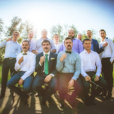 Wedding photographer Dmitriy Volkov (Pasitrua). Photo of 11.01.2016