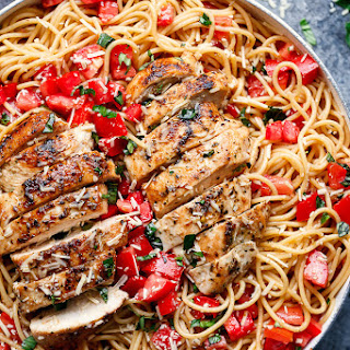 Cold Garlic Chicken Pasta Salad Recipes