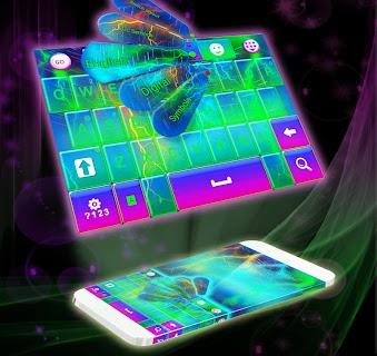 Electric Color Keyboard screenshot 00