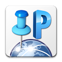 My IP address history widget icon