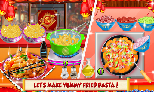 Delicious Chinese Food Maker - Best Cooking Game android2mod screenshots 4