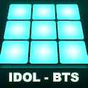 BTS Tap Pad: KPOP IDOL Magic Pad Tiles Game 2019! icon
