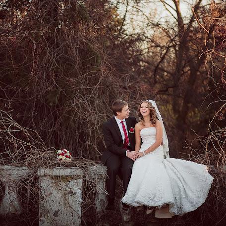 Wedding photographer Andrey Priluckiy (wiseghost). Photo of 20.02.2016
