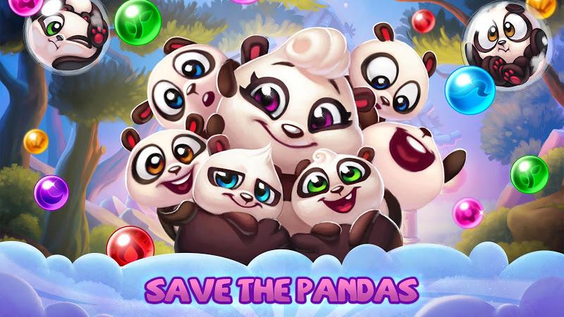 Panda Pop! Bubble Shooter Saga & Puzzle Adventure Screenshot 2