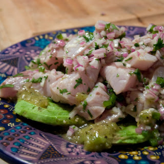 Yellowtail ceviche and Punta Lobos revisited