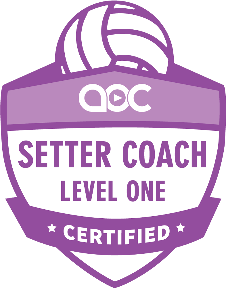 Setter Coaching Certification, Level 1