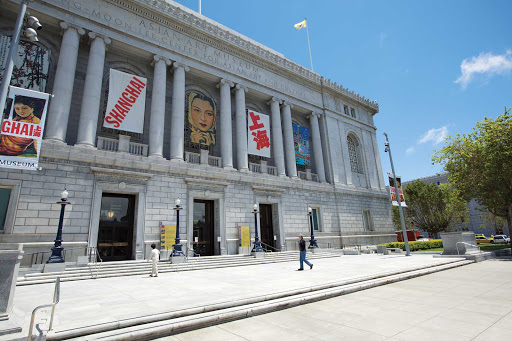 Asian-Art-Museum-exterior - The Asian Art Museum of San Francisco holds more than 18,000 works of art, some as old as 6,000 years.