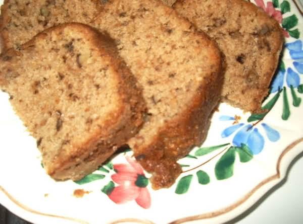 Mom's Zucchini Bread Recipe