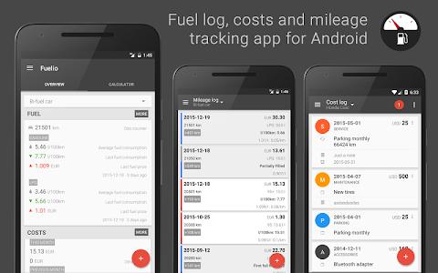 Fuelio: Gas log & costs v6.0.4