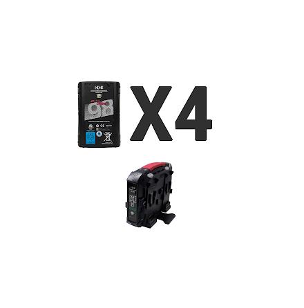 Endura 4x DUO-C98 + VL-4X