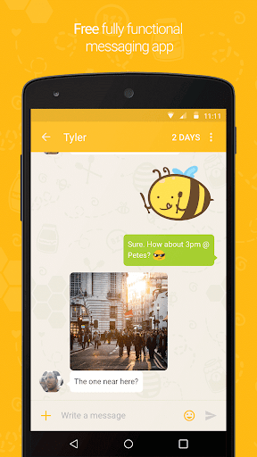 Buzz - Chat Safely