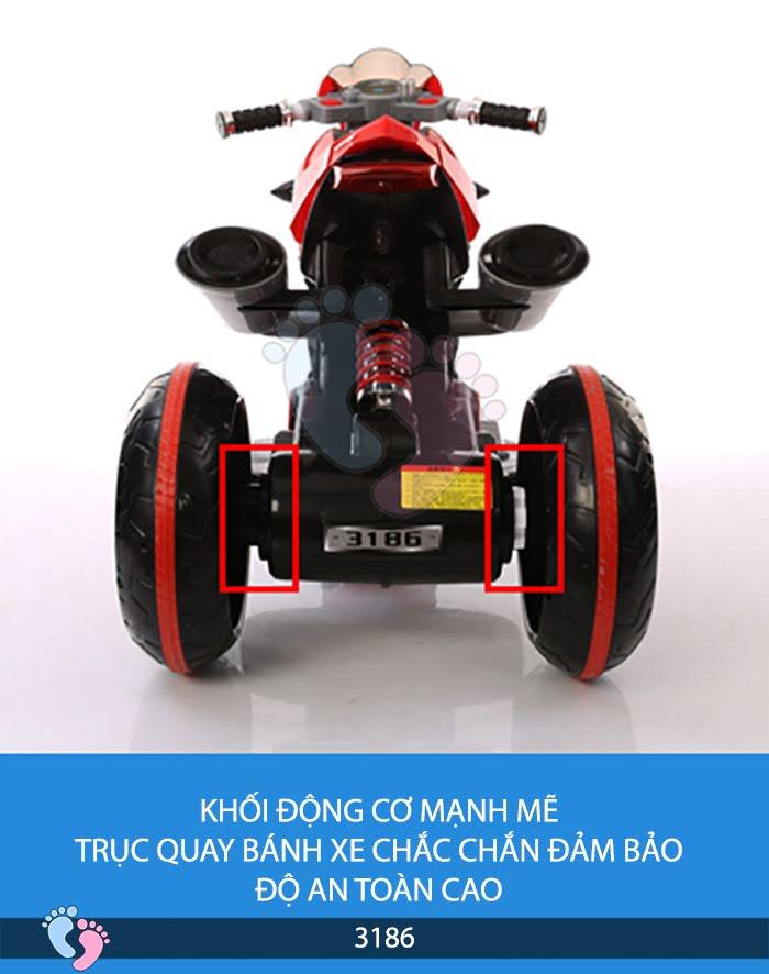 Xe mô tô điện trẻ em 3186 11