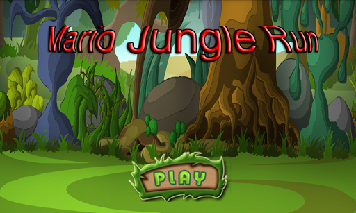 Marioo Jungle Run