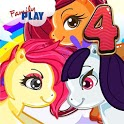 Pony Games for Fourth Grade icon