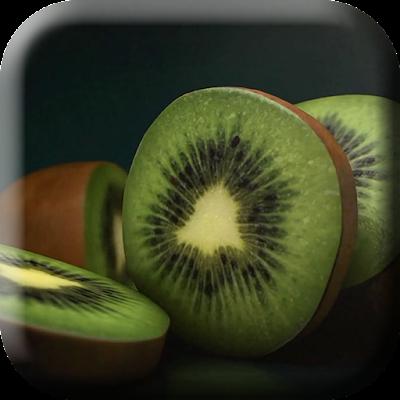 Fitness Fruits Live Wallpaper