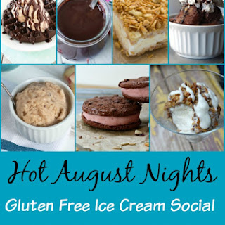 Peanut Butter Ice Cream Topping - Virtual Ice Cream Social