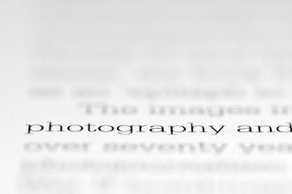 Photo: Photography...
