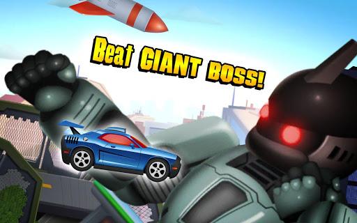 Automatrons 2: Robot Car Transformation Race Game 3.41 screenshots 13