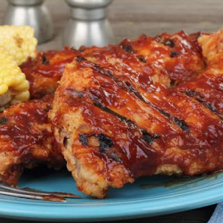 Honey Barbecue Pork Chops