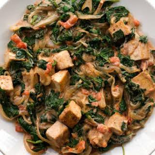 Saag Tofu.