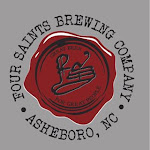 Logo for Four Saints Brewing