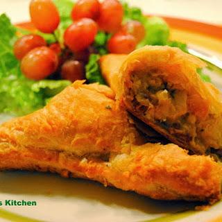 Turkey Turnover Recipe