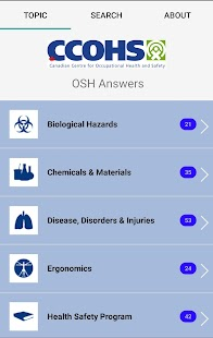 OSH Answers- screenshot thumbnail