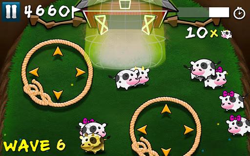 Cows Vs Aliens screenshot 4