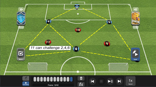 TacticalPad: Coach's Whiteboard, Sessions & Drills Apk 1