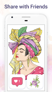 Chamy – Color by Number App Latest Version Download For Android and iPhone 5