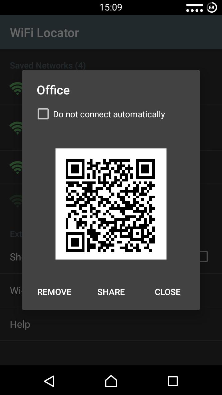 WiFi Locator Screenshot 6