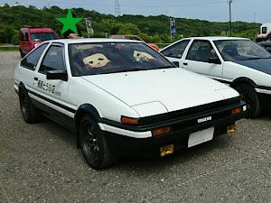 スプリンタートレノ AE86 GT-APEXのカスタム事例画像 イチDさんの2019年06月23日21:44の投稿