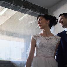 Wedding photographer Yuliya Kulek (uliakulek). Photo of 13.05.2017