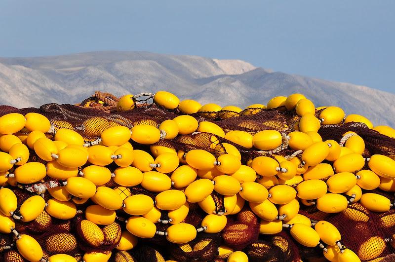 Una montagna di giallo di mcris