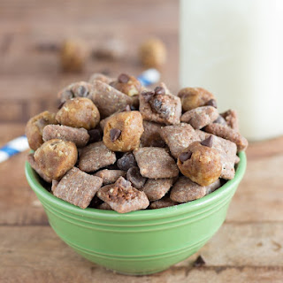 Chocolate Chip Cookie Dough Muddy Buddies