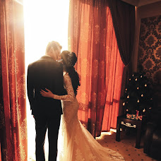 Wedding photographer Angelina Semenova (photoseemenovaa). Photo of 05.01.2018