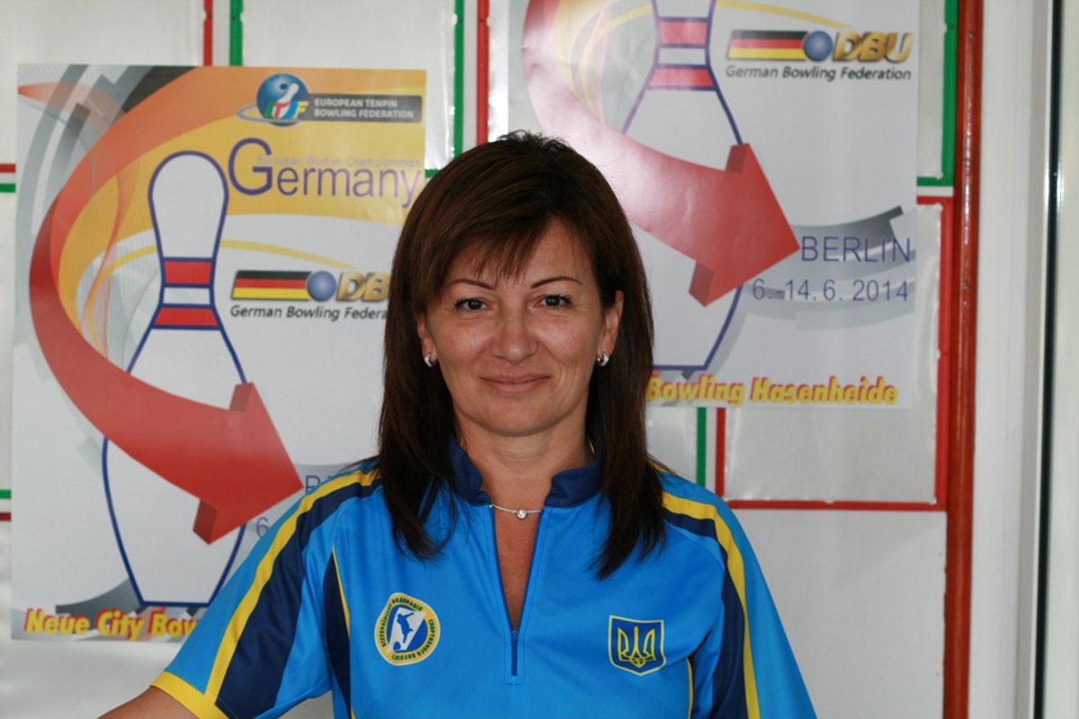 Liliia Kononenko