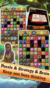 Jewels Quest Hero - Gem Match v2.2.0