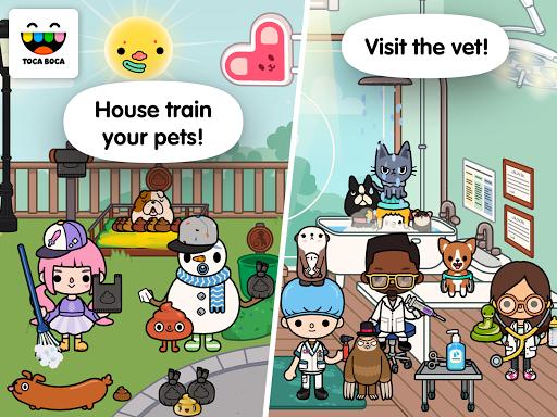 Download Toca Life: Pets MOD APK 4