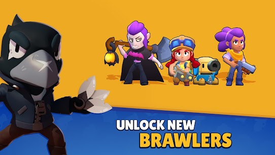 Brawl Stars MOD (Unlimited Money) 3