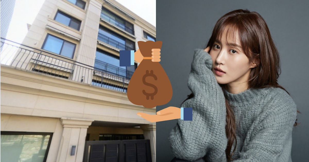 Girls Generations Yuri purchases 5-story building in