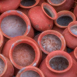 terracotta potts by Peter Schoeman - Artistic Objects Antiques ( symbol, beauty, rural, craft, pots, anciente, pott, inside, scene, arrangement, spring, white, details, handmade, still, natural, terracotta, old, brown, ancient, traditional, closeup, daylight, outside, vintage, clay pots, style, object, ceramic, potts, holiday, clay, handicraft, rustic, pot, composition, design, colored, potter, souvenir, ceramics, art, asia, grey, stone, outdoor, pottery, sale, trade, open )