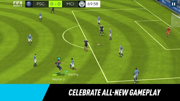 fifa Mobile apk screenshot