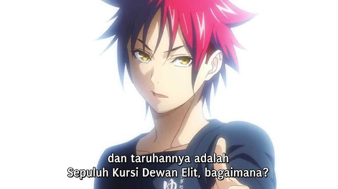 Download Shokugeki no Souma: San no Sara Episode 19 Subtitle Indonesia